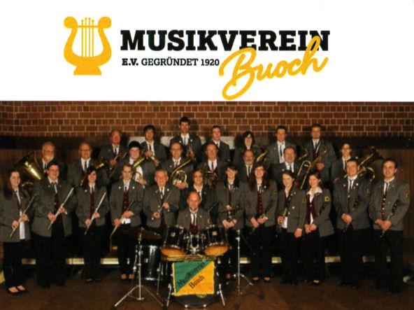 Musikverein Buoch 2015