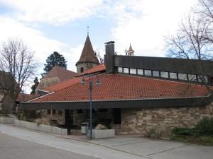 Gemeindehaus in Buoch