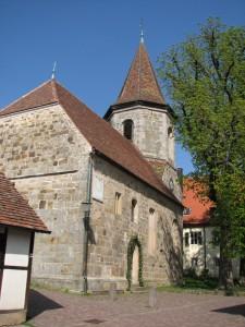 St. Sebastian Kirche in Buoch