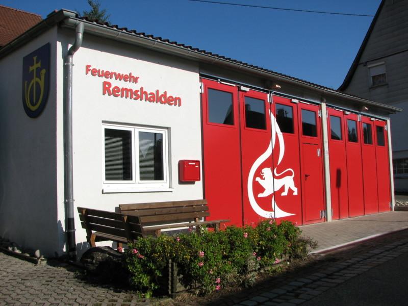 Feuerwehrgerätehaus in neuem Glanz