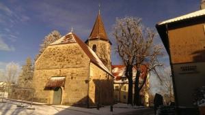 Kirche in Buoch